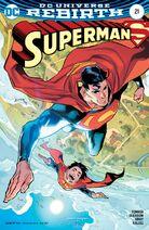 Superman Vol 4 21 Variant