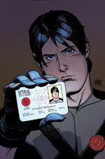 Dick Grayson, Agente da Espiral