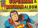 Superman & Batman Album