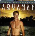 Aquaman bonusDVD