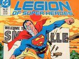 Legião dos Super-Heróis Vol 3 37