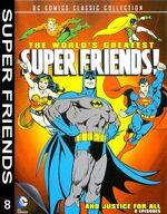 The World's Greatest Super Friends dvd