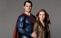 Imagem promocional do Superman e Lois Lane em 'BvS'