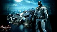 Batman do DCEU em Arkham Knight