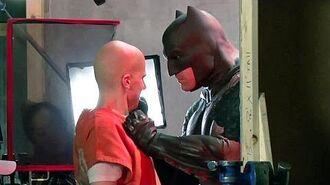 Lex Luthor 'Batman v Superman' - Nos Bastidores Legendas