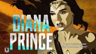 Liga da Justiça - Diana Prince é a Mulher-Maravilha (leg) HD