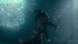Aquaman contra o Lobo da Estepe