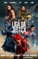 Cartaz de 'Justice League'