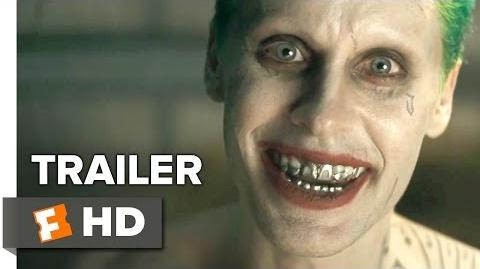 Suicide Squad Trailer da Comic-Con (2016) - Jared Leto, Will Smith - Filme da DC Comics