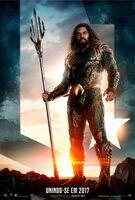 Promocional de Aquaman em 'Justice League'