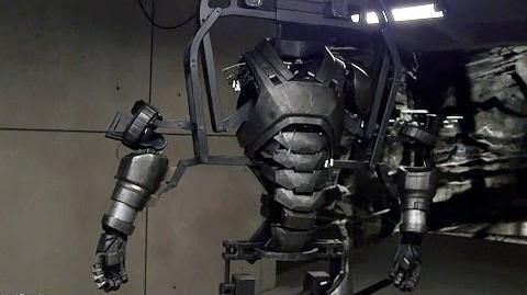 Batcaverna - Por trás das cenas de 'Batman v Superman' em Inglês