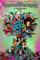 Cartaz de 'Suicide Squad'
