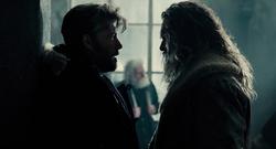 Arthur conhece Bruce Wayne