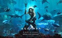 Banner do Aquaman