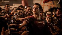Superman endeusado