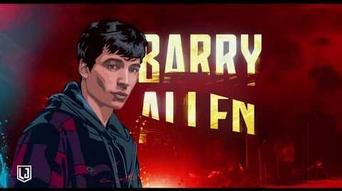 Liga da Justiça - Barry Allen é o Flash (leg) HD