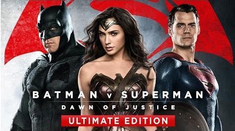 Batman v Superman Dawn of Justice - Trailer da Ultimate Edition (ing)
