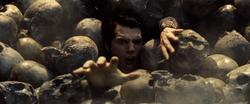 Superman no próprio pesadelo