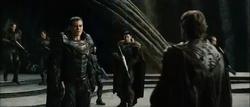 General Zod e suas forças
