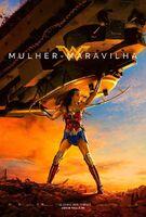 Cartaz de 'Wonder Woman'
