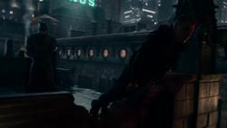 Batman e o medo do criminoso
