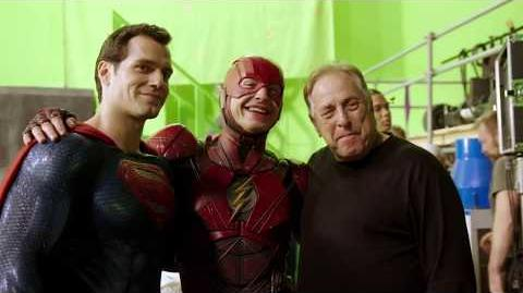 O visual de 'Justice League' - Por trás das câmeras