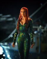Primeira imagem de Mera em 'Aquaman'