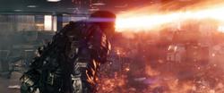 Visão de Calor do General Zod