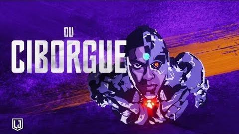 Liga da Justiça - Victor Stone é o Ciborgue (leg) HD