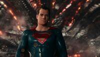 Superman otimista