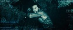 Aquaman nos arquivos da LexCorp