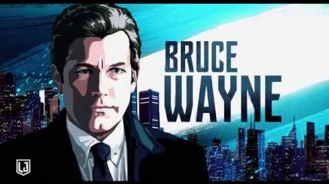 Liga da Justiça - Bruce Wayne é o Batman (leg) HD
