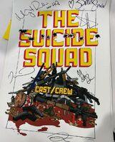 'The Suicide Squad' elenco e equipe
