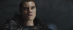 General Zod frustrado