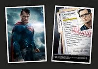 Arquivo do Superman na LexCorp