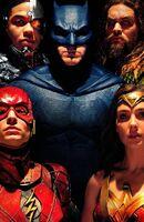 Pôster de 'Justice League' limpo