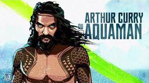Liga da Justiça - Arthur Curry é Aquaman (leg) HD