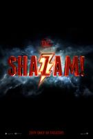 Shazam! pôster do teaser 1