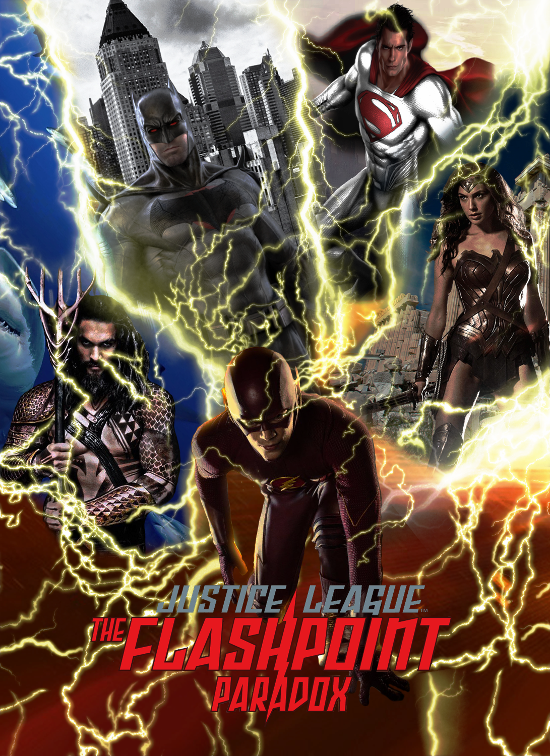 justice league: the flashpoint paradox (marvelousmarty) | dc fanon