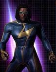 Virgil Hawkins (Injustice Gods Among Us) 001