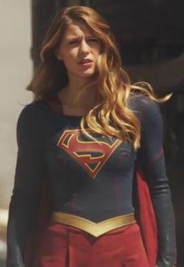 Supergirl Melissa Benoist Dc Fanon Wiki Fandom