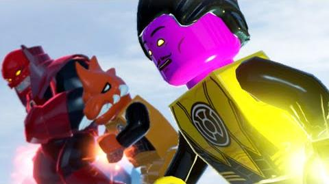 LEGO Batman 3 Beyond Gotham - All Bosses