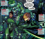 Green Lantern Army Division