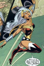 Wonder Woman (Realism)