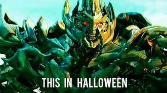Megatron Tribute Marilyn Manson - This is Halloween