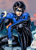 Nightwing Earth-993