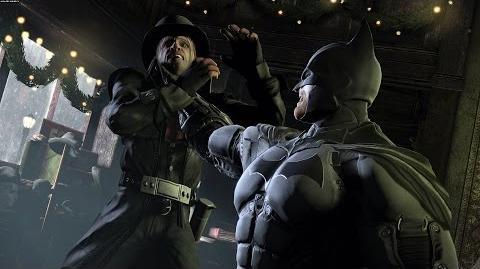 Batman Saga All Boss Battles (Arkham Series) 1080p HD