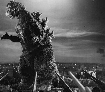 Godzilla Dc Fanon Wiki Fandom