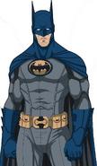SuperU Batman-Batman JL Head