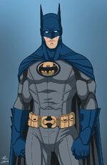 Batman jl earth 27 commission by phil cho-d9sxqfr